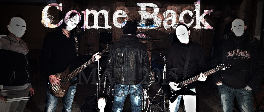 Come Back - il videoclip