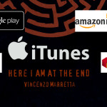 Here I Am At The End da oggi in vendita su Itunes, Google Play, Amazon e altri store digitali e streaming gratuito!